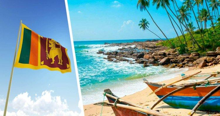 Başka bir tropik ülke turistler ile charter için açılır