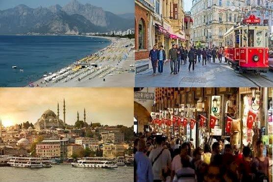 Türkiye'de Hes Kodu Uygulaması Turistler İçinde Geçerli Olacak