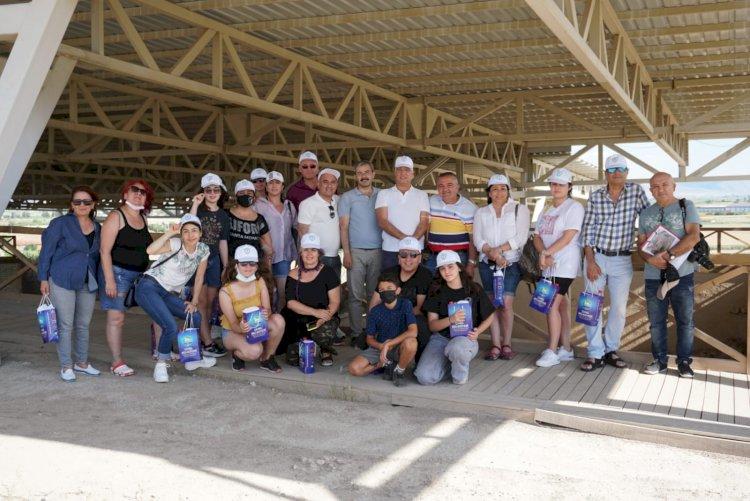 Turizminin 2.ci Mezopotamyası ÇİVRİL ( Tribritzi ) Sahipsiz Değil