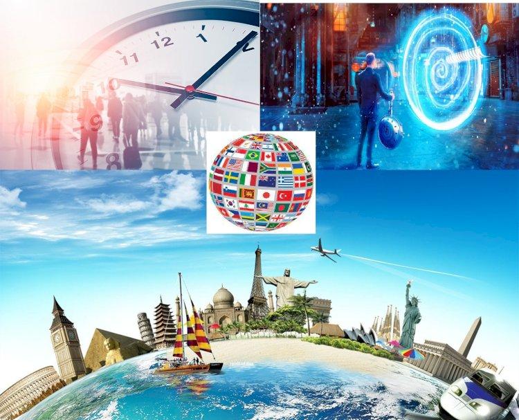 Geleceğin Seyahat Sektöründe, Dünya'nın Sekiz Değişiklik Eğilimi