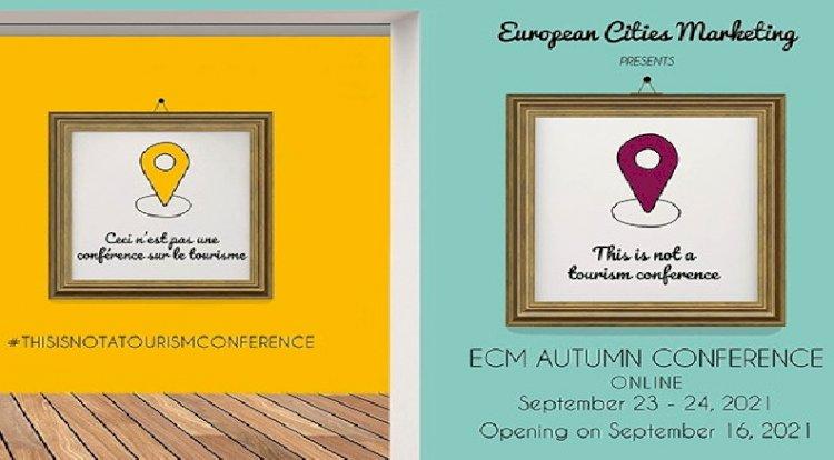 Avrupa Sonbahar Şehirleri Pazarlama konferansı 23-24 Eylül'de