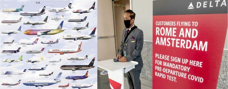ABD Havayolları Test Uçuşlarıyla Güvenliği Arttırıyor