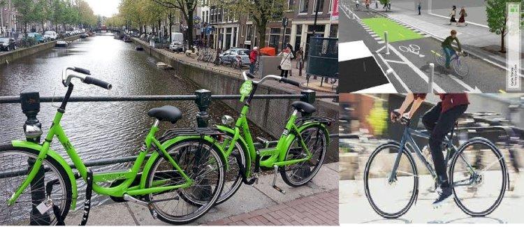Dünya'da Şehir İçi Bisiklet Turlarına Rezervasyon Yapmak