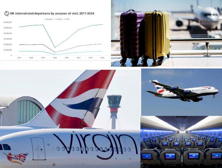 ABD halkı, İngiltere'nin Seyahat Kısıtlamasının Kalkmasını Bekliyor