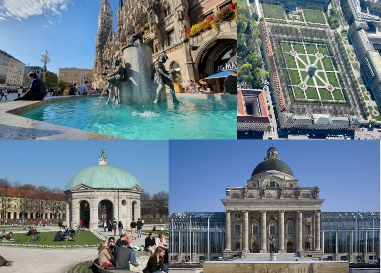 Bavarya Ağustos'ta Turizmde Çift Haneli Büyüme Gösterdi