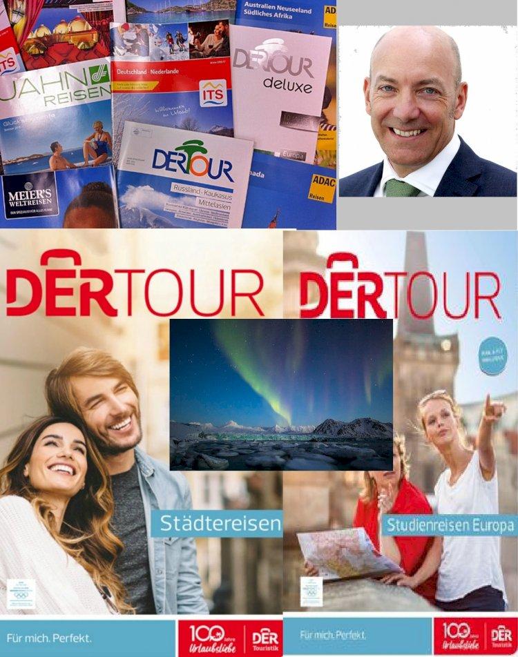 Dertour Markalı Sınır Ötesi İsviçre Ürünlerini satıyor